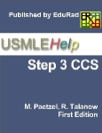 USMLE books for USMLE step 3, USMLE Step 3 CCS, USMLE step3, USMLE step 3 ebooks, USMLE step 3 CCS e-books, USMLE step 3 clinical case simulation